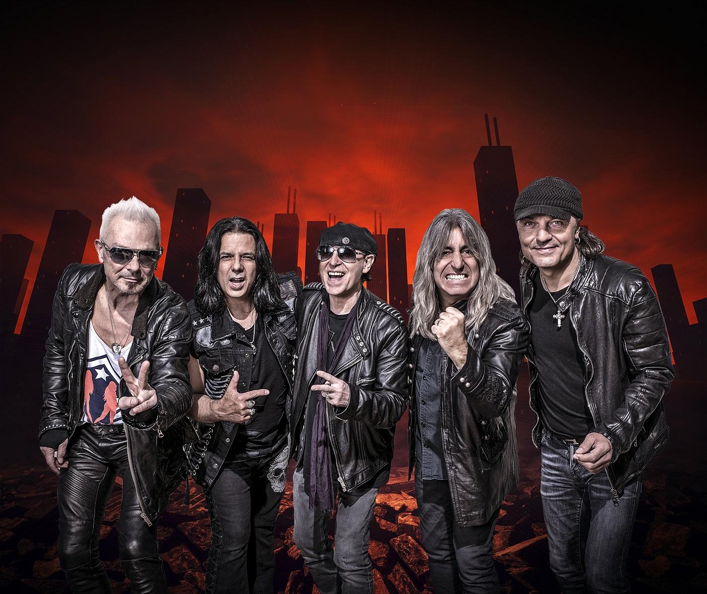Paweł Mąciwoda (Scorpions) – wywiad