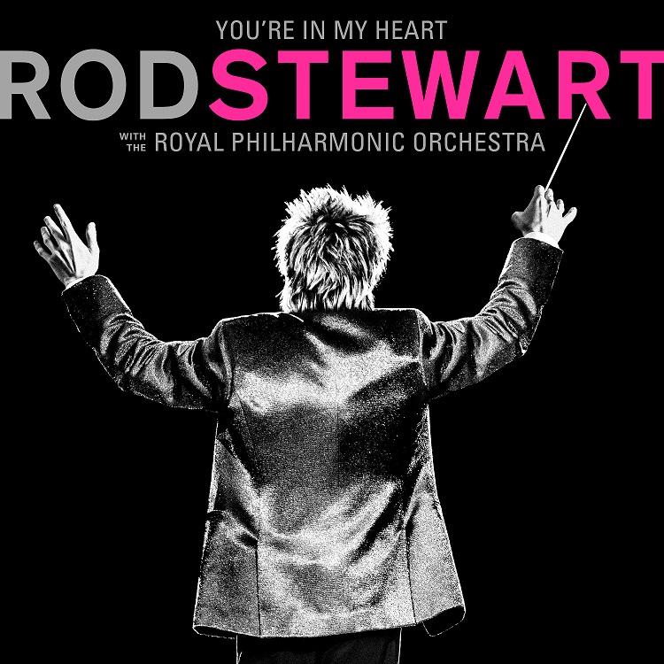 Rod Stewart świętuje 50-lecie solowej kariery!