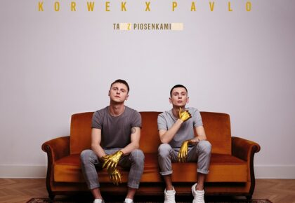 Korwek x Pavlo z debiutanckim albumem!